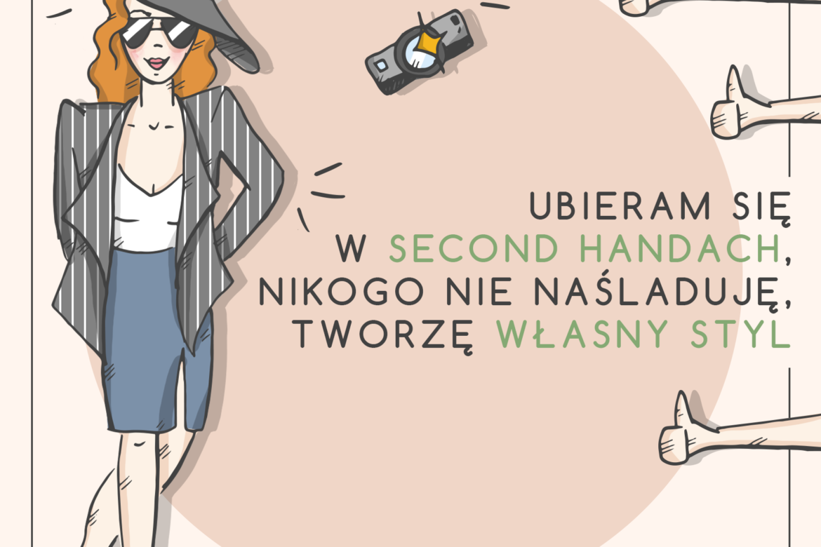 Second hand – sposób na smart shopping